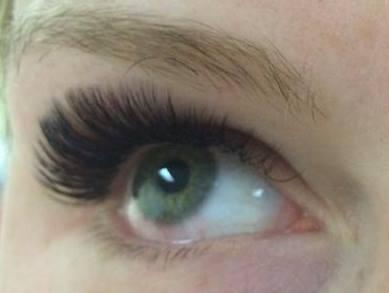 Super volume lashes